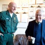 Featured image for Bromley and Chislehurst MP joins ambulance crew for a shift