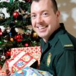 Featured image for Paramedic Santa collects 300 toys for children's wards