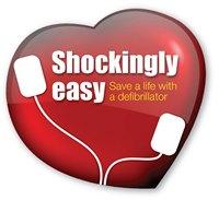 Shockingly Easy campaign logo 200x180