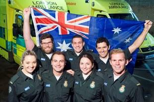Aussie paramedics