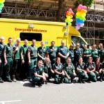Featured image for Busy weekend for the Service at the Pride parade and Armed Forces Day