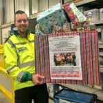 Featured image for National Elf Service – ambulance medics deliver presents to sick children on Christmas Day
