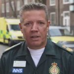 Featured image for London Ambulance Service's Director of Operations, Paul Woodrow awarded OBE in Queen's New Year's Honours List