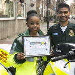 Featured image for Child saves mum's life by calling 999