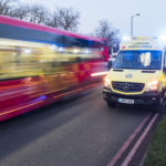 Featured image for December was busiest month on record for London Ambulance Service