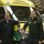 Featured image for Twin paramedics retire after almost three decades caring for Londoners
