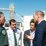 Featured image for We join the Duke of Cambridge at launch of Safer Thames campaign