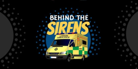 Behind the sirens podcast
