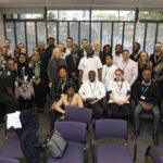 Staff join together to celebrate Black History Month