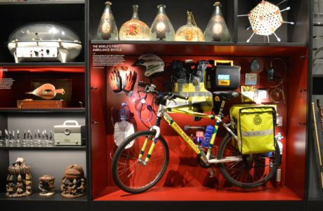 The Cycle Response Unit exhibition