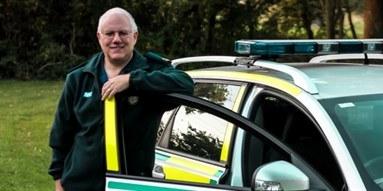 Emergency Responder Ian Burgess