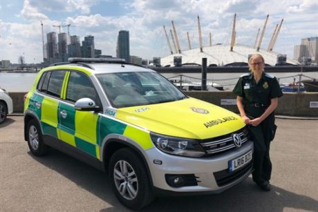 Emergency Responder Stephanie Smith