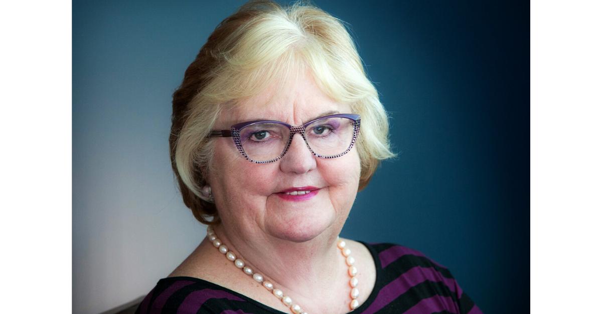 Christine Beasley portrait photo
