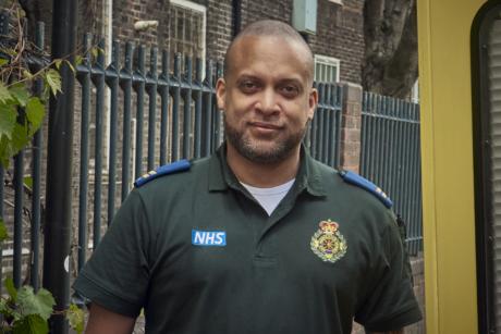 Troy Bell, Paramedic