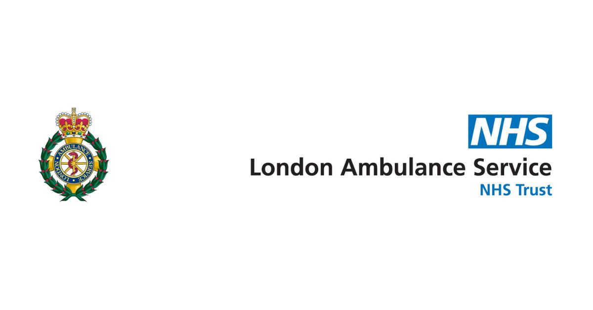 NHS London Ambulance Service logo