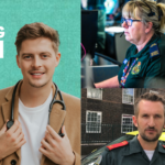 Featured image for LAS medic and ambulance dispatcher star in new series of hit health podcast