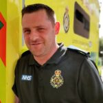 Featured image for Christmas challenge to support trainee paramedic Paddy